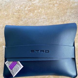 エトロ(ETRO)のアエロメヒコ航空 ビシクラス新品ポーチ(旅行用品)