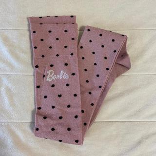 バービー(Barbie)のBarbieニーハイソックス(靴下/タイツ)