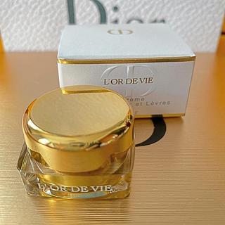 クリスチャンディオール(Christian Dior)のディオール オー・ド・ヴィ ユーエレーヴル (目元、口元クリーム) 3ml(アイケア/アイクリーム)