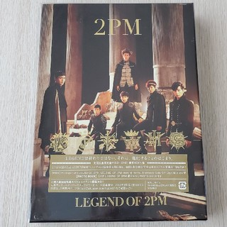 2PM LEGEND OF 2PM DVD(K-POP/アジア)