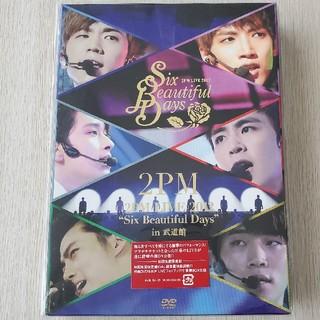 2PM Six Beautiful Days in 武道館(K-POP/アジア)