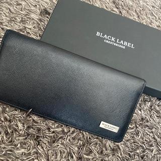 ブラックレーベルクレストブリッジ(BLACK LABEL CRESTBRIDGE)のBLACK LABEL 長財布(長財布)