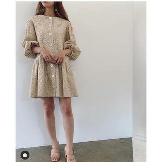 ハニーミーハニー(Honey mi Honey)のHONEY MI HONEY lace coat(ロングコート)