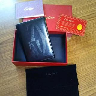 カルティエ(Cartier)のカルティエ パシャ 名刺入れ カードケース(名刺入れ/定期入れ)