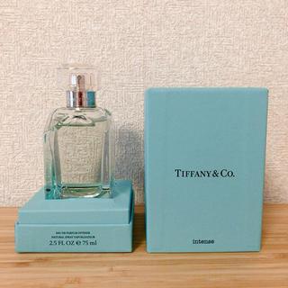 ティファニー(Tiffany & Co.)のティファニー オードパルファムインテンス 75ml(ユニセックス)