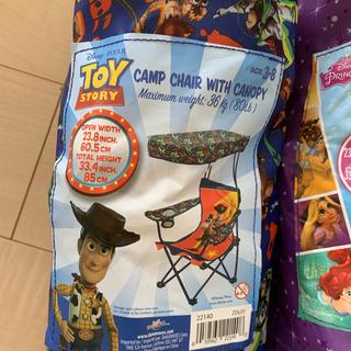 ディズニー(Disney)の★ディズニー キャンプチェア 3本セット ラクマパック(テーブル/チェア)