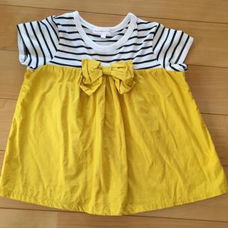サンカンシオン(3can4on)の110センチ 半袖(Tシャツ/カットソー)