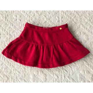 ケイトスペードニューヨーク(kate spade new york)の★ kate  spade ★スカート パンツ★110★赤★(スカート)