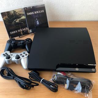 プレイステーション3(PlayStation3)のプレイステーション3 本体 SONY プレステ+ソフト1本(家庭用ゲーム機本体)