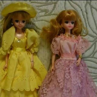 バービー(Barbie)の1980年代 バービー人形  2体セット  (ぬいぐるみ/人形)