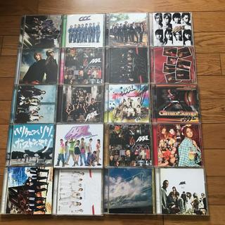 トリプルエー(AAA)のAAA CD 20枚セット(ポップス/ロック(邦楽))