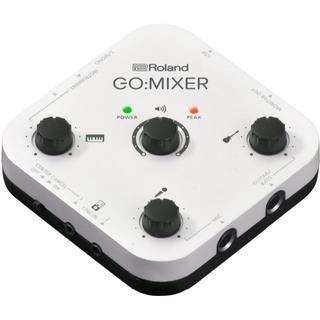 新品未開封 Roland GO:MIXER オーディオインターフェースミキサー(ミキサー)
