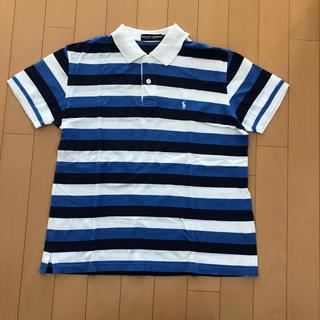 ラルフローレン(Ralph Lauren)のRALPH LAUREN  メンズ ポロシャツ ボーダー(ポロシャツ)