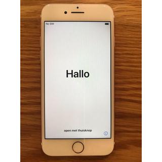 アップル(Apple)のiphone 7 128GB simロック解除済(スマートフォン本体)