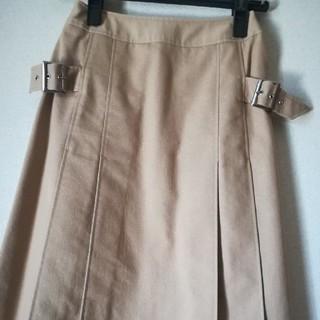 エムケーミッシェルクラン(MK MICHEL KLEIN)の膝丈スカート(ひざ丈スカート)