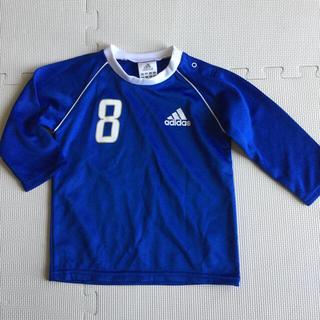 アディダス(adidas)のアディダス サッカーTシャツ 90cm(Tシャツ/カットソー)