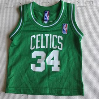 NBA バスケットボール タンクトップ 90cm(Tシャツ/カットソー)