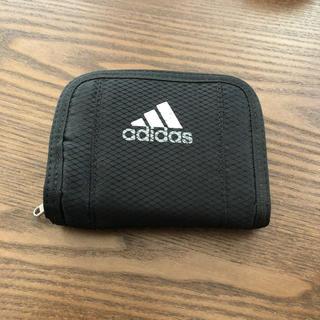 アディダス(adidas)の財布(折り財布)