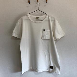 アルファインダストリーズ(ALPHA INDUSTRIES)のALPHA アルファ(Tシャツ/カットソー(半袖/袖なし))
