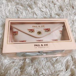 ポールアンドジョー(PAUL & JOE)の新品paul&joeメガネケース(サングラス/メガネ)