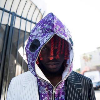 キャピタル(KAPITAL)のsalute mask zipper hoodie(パーカー)