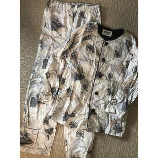 ワコール(Wacoal)の最終値下げワコールキッズL125〜135相当薄手長袖パジャマ(パジャマ)
