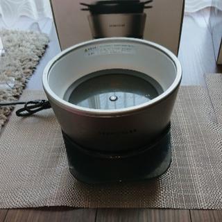 バーミキュラ(Vermicular)のバーミュキュラ ライスポット (炊飯器)