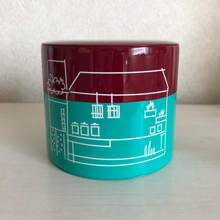 マルニ(Marni)のMARNI FLOWER CAFE ×加藤製作所 お茶缶 (小物入れ)