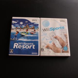 ニンテンドウ(任天堂)のWii Sports Resort(家庭用ゲームソフト)