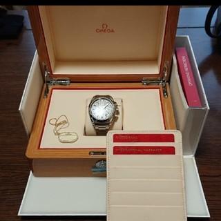 オメガ(OMEGA)のOMEGA  シーマスターアクアテラコーアクシャルクロノグラフ ‼️‼️(腕時計(デジタル))