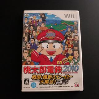 ウィー(Wii)の桃太郎電鉄2010 戦国・維新のヒーロー大集合! の巻 Wii(家庭用ゲームソフト)