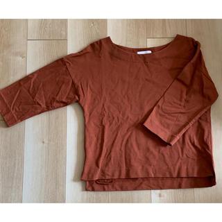 ユナイテッドアローズ(UNITED ARROWS)の5分丈 Tシャツ(Tシャツ(長袖/七分))
