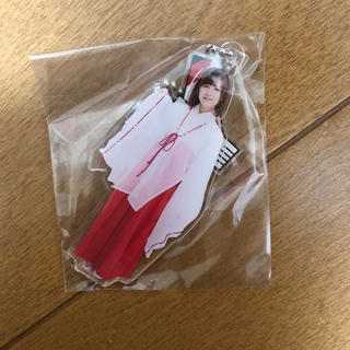 エヌジーティーフォーティーエイト(NGT48)のNGT48中村歩加 福袋 キーホルダー(アイドルグッズ)