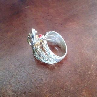 ヴィヴィアンウエストウッド(Vivienne Westwood)のヴィヴィアン スネークリング(リング(指輪))