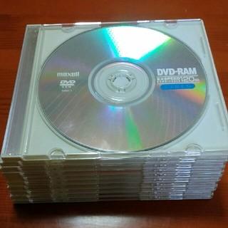 マクセル(maxell)のmaxell DVD-RAM 4.7GB 10枚セット(その他)
