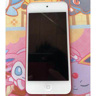 アイポッドタッチ(iPod touch)のiPod touch 7世代 32GB  (PRODUCT)RED(ポータブルプレーヤー)