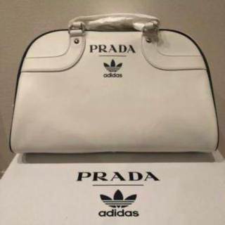 プラダ(PRADA)のプラダ アディダス コラボバッグ 正規品(ボストンバッグ)