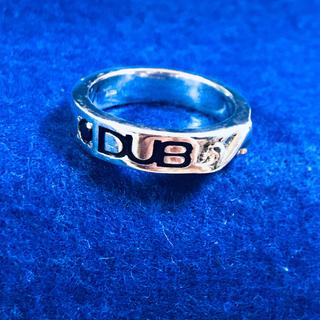 ダブコレクション(DUB Collection)のDUB シルバーリング(リング(指輪))