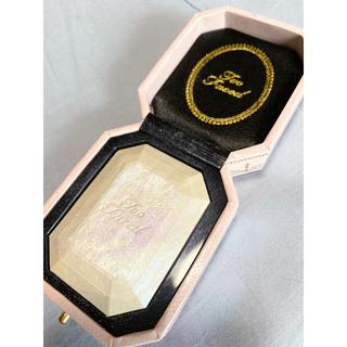 トゥフェイス(Too Faced)のTooFaced ダイヤモンドライトマルチユースハイライターダイヤモンドファイア(フェイスパウダー)