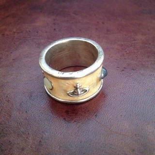 ヴィヴィアンウエストウッド(Vivienne Westwood)のかこ様専用 キングリング 3/1まで(リング(指輪))