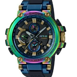 ジーショック(G-SHOCK)の[未使用品]【CASIO】カシオ G-SHOCK MTG-B1000RB2AJR(腕時計(デジタル))