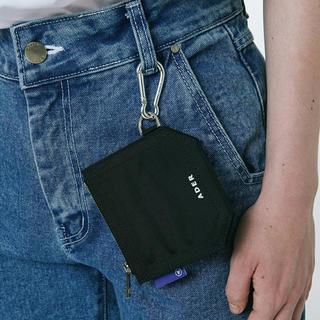 シュプリーム(Supreme)のadererror signature pocket wallet(折り財布)