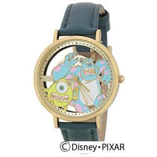 ディズニー(Disney)の【送料無料】 モンスターズ・インク  ベルトウォッチ 【新品未使用】(腕時計)