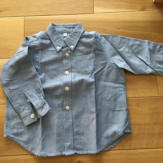 ムジルシリョウヒン(MUJI (無印良品))のシャツ(ブラウス)
