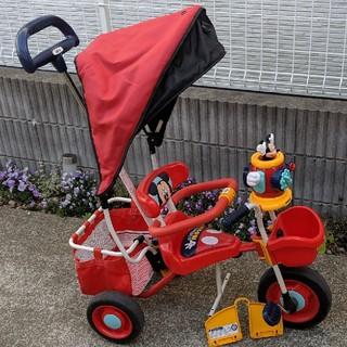 ディズニー(Disney)のミッキーマウス三輪車(三輪車)