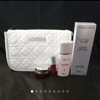 クリスチャンディオール(Christian Dior)のDior グローバル エイジングケアプログラム セット ポーチ付(その他)