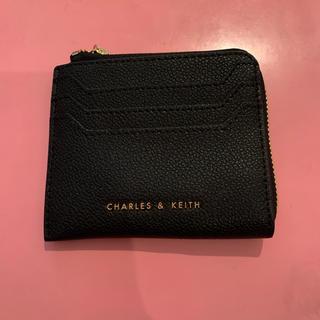 チャールズアンドキース(Charles and Keith)のCHARLES & KIETH コインケース、カードケース(コインケース/小銭入れ)