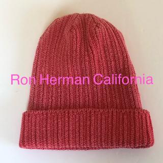 ロンハーマン(Ron Herman)の【新品未使用】Ron Herman ロンハーマン ニット帽 送料込み◎(ニット帽/ビーニー)