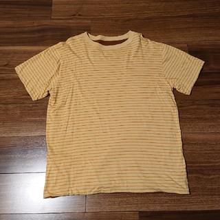 ヘクティク(HECTIC)の【新品】ヘクティク Tシャツ 厚手 裏地あり ボーダー(Tシャツ/カットソー(半袖/袖なし))