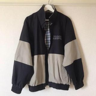 ワンエルディーケーセレクト(1LDK SELECT)の【期間限定値下げ】700fill logo jacket 訳あり(ブルゾン)
